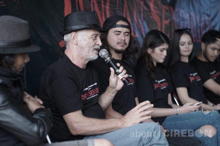 Film Horor Jangan Sendirian, Jadi Debut Terakhir Robby Sugara