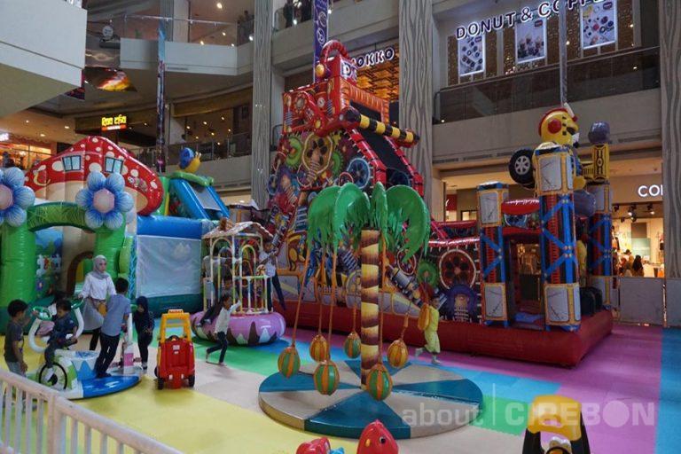 Manjakan Pengunjung, CSB Mall Hadirkan Program Happy Family