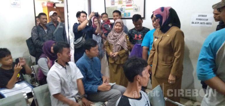 Hari Pertama Kerja, Wakil Wali Kota Cirebon Sidak Pelayanan Publik