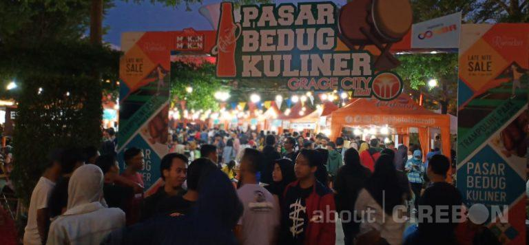Banyak Permintaan, Pasar Bedug Kuliner Grage City Mall Diperpanjang