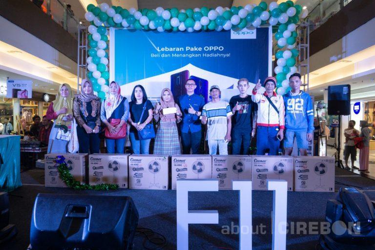 Grage Mall dan Oppo Cirebon Kembali Gelar Program Undian Berhadiah, Ini Caranya