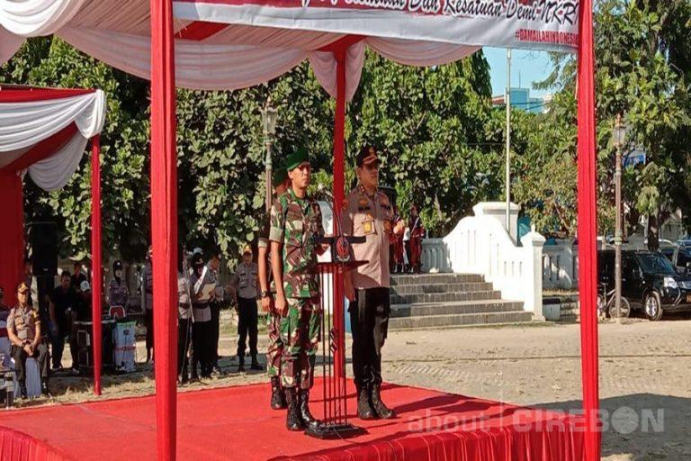 Polres Cirebon Kota Gelar Apel Konsolidasi, Operasi Lodaya 2019 Berlangsung Lancar