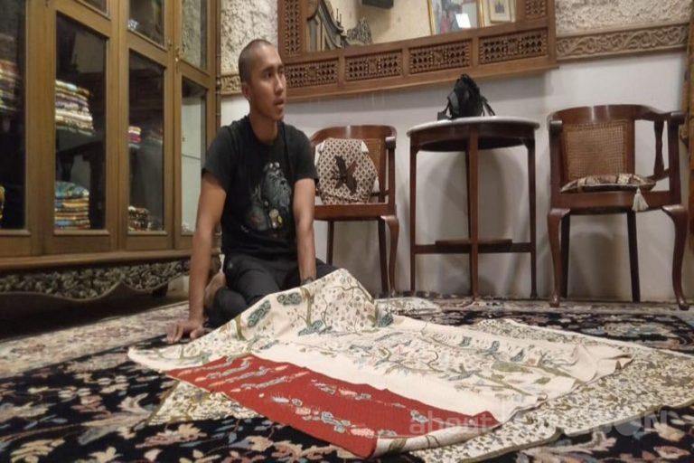 Libur Lebaran 2019, Penjualan Batik di EB Batik Tradisional Meningkat Lebih dari 100 Persen