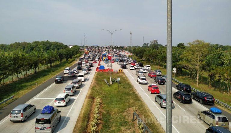 600 Ribu Kendaraan Melintas di Tiga Ruas Tol Jawa Selama Arus Mudik Lebaran 2019