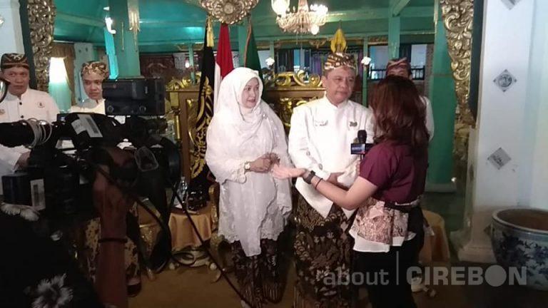 Keraton di Cirebon Gelar Open House Lebaran