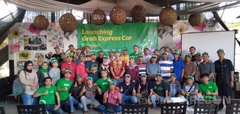 Grab Luncurkan Grab Express Car di Cirebon, Ini Layanannya