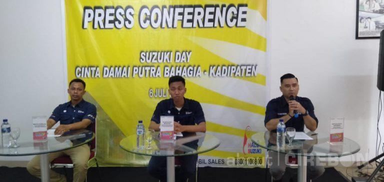 Suzuki CDPB Kadipaten Gelar Program Suzuki Day, Ini Benefitnya