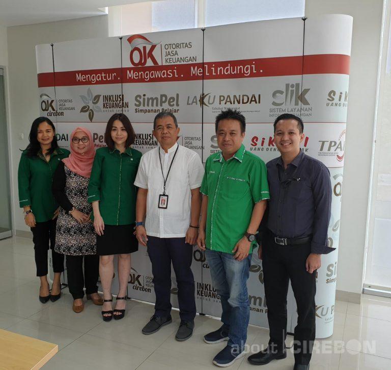 Manulife Cirebon Kunjungi Kantor OJK Cirebon