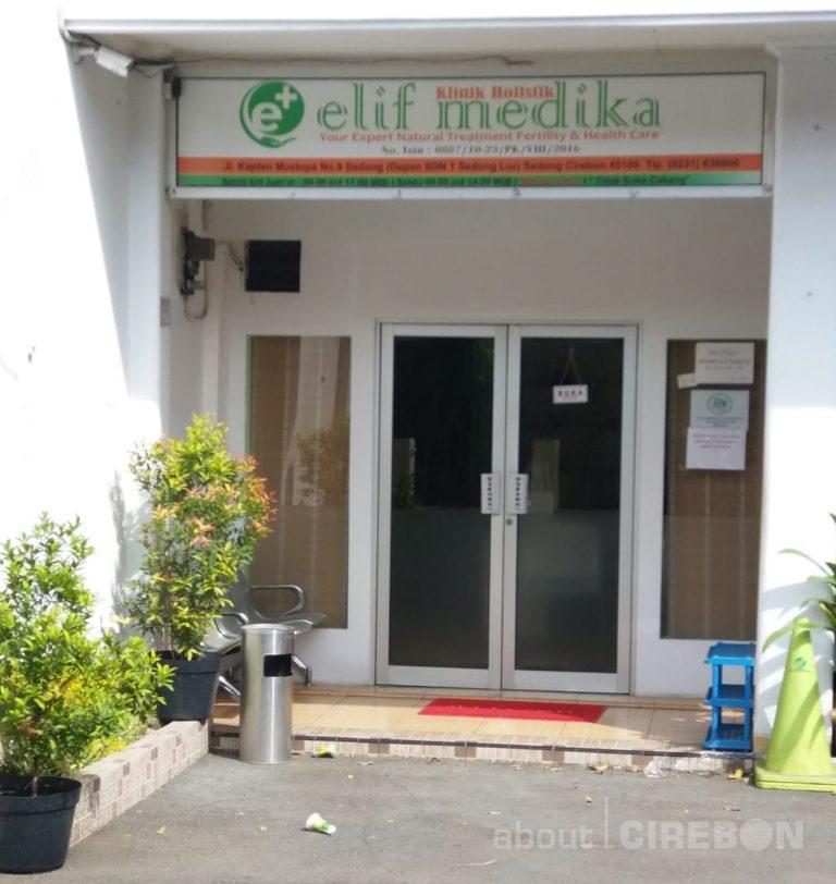 Klinik Holistik Elif Medika Cirebon Gunakan Metode Herbal dan Multi Terapi