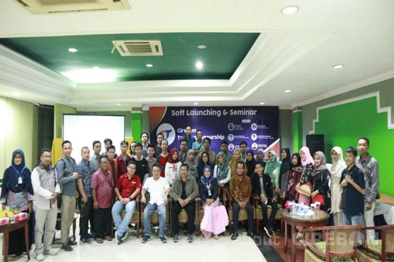 Tumbuhkan Startup di Cirebon, Cirebon Technopreneurship Gelar Soft Opening dan Seminar