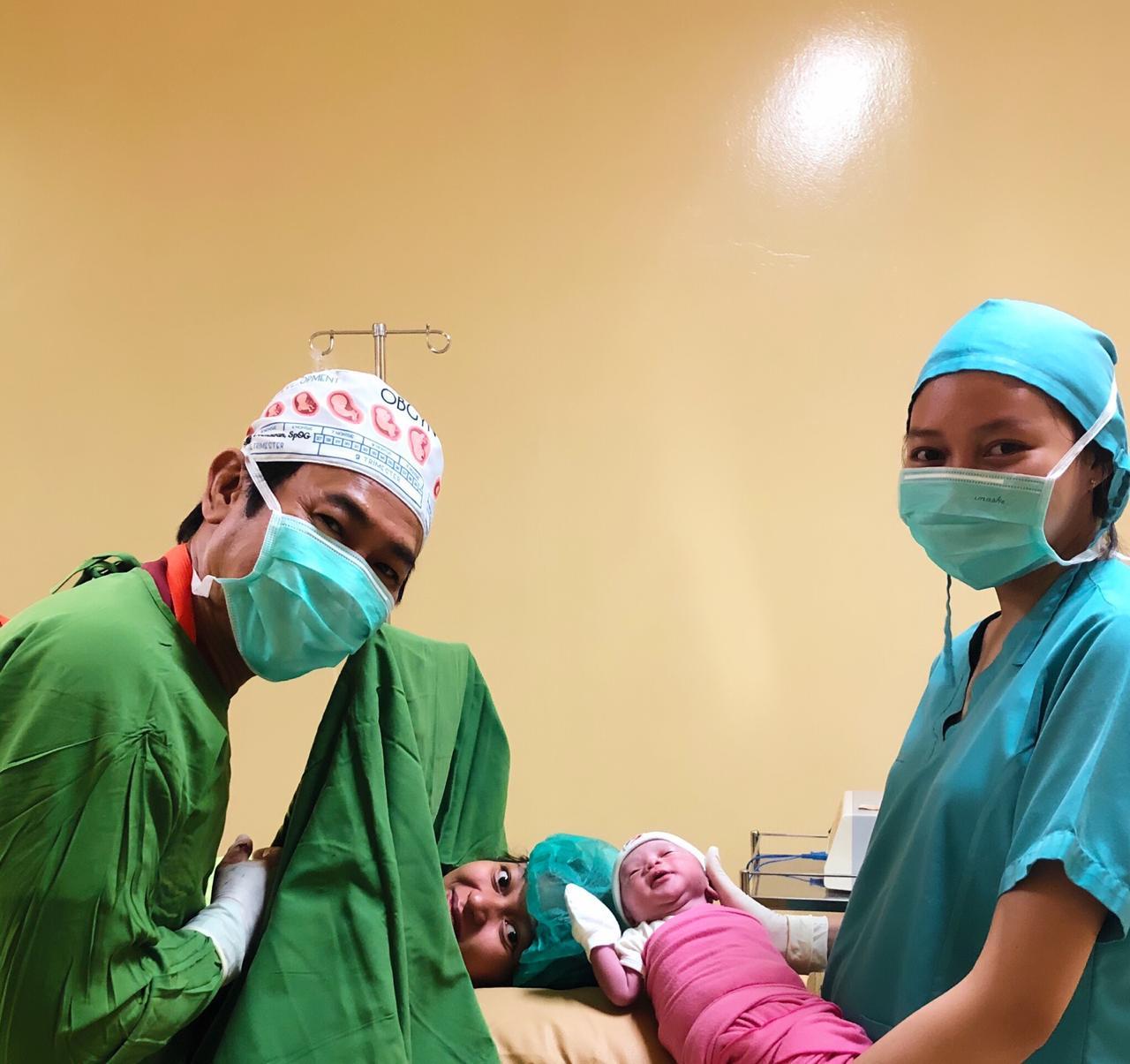 9 Bayi Lahir di Rumah Sakit Cahaya Bunda Bertepatan di Hari Kemerdekaan
