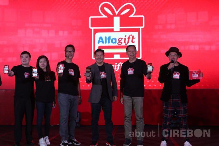 Sambut Revolusi Industri, Alfamart Luncurkan Alfagift 4.0
