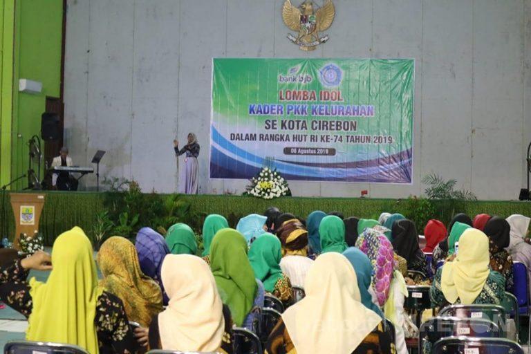 PKK Kota Cirebon Gelar Lomba Idol Kader PKK Kelurahan