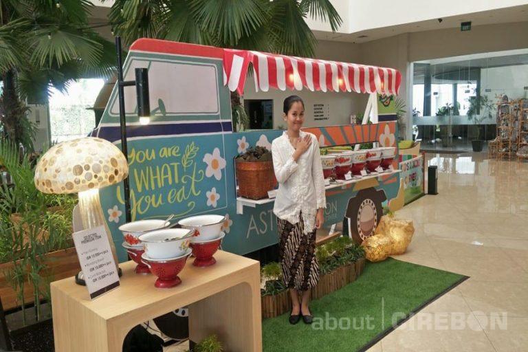 Dengan Konsep Food Truck, Aston Cirebon Hotel Hadirkan Menu Nasi Jamblang
