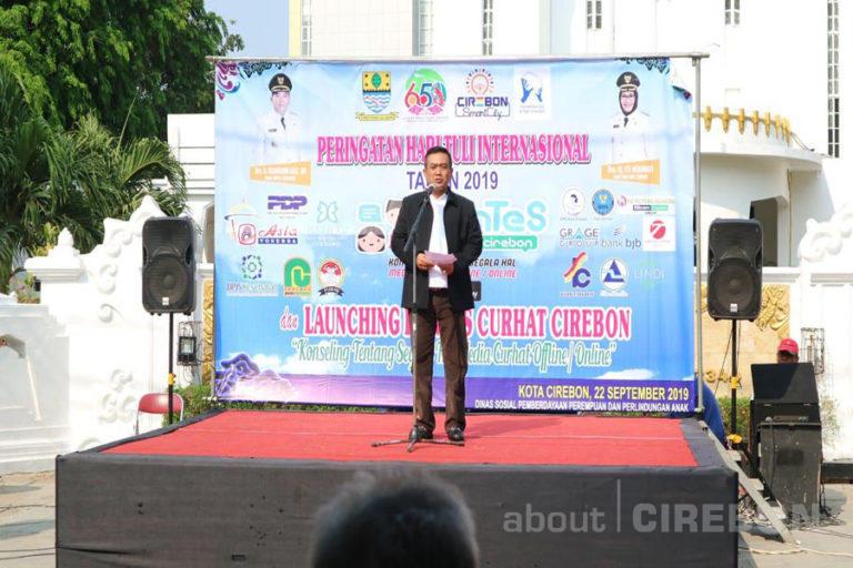 DSPPPA Kota Cirebon Luncurkan Layanan Kontes Curhat, Ini Layanannya