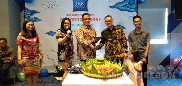 Ibis Budget Hotel Cirebon Rayakan Ulang Tahun yang Ke-2
