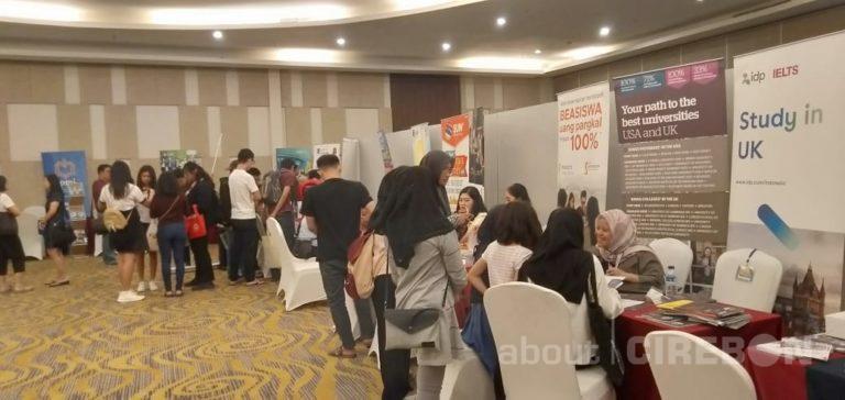 26 Universitas dari Dalam dan Luar Negeri Ramaikan SPB International Education Expo 2019