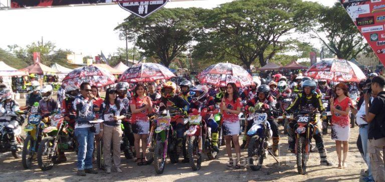 Inilah Peserta yang Ikut Ramaikan Trail Adventure Ngejajal Alas Cirebon