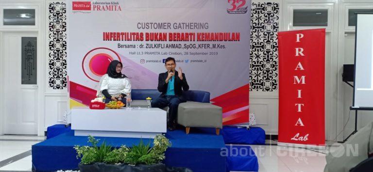 Pramita Lab Cirebon Gelar Seminar Infertilitas Bukan Berarti Kemandulan