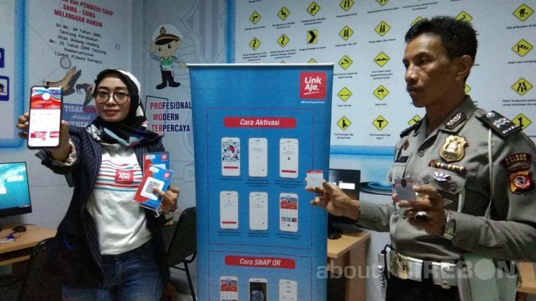 Polres Cirebon Launching Inovasi EPS dan Bhabinkamseltiblancar