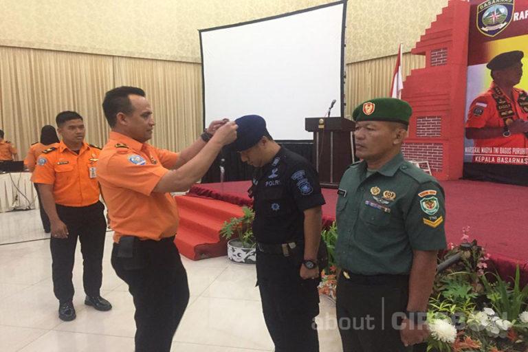 Tingkatkan Koordinasi dan Penanganan, Kantor SAR Bandung Gelar Rakor dan Latihan di Cirebon