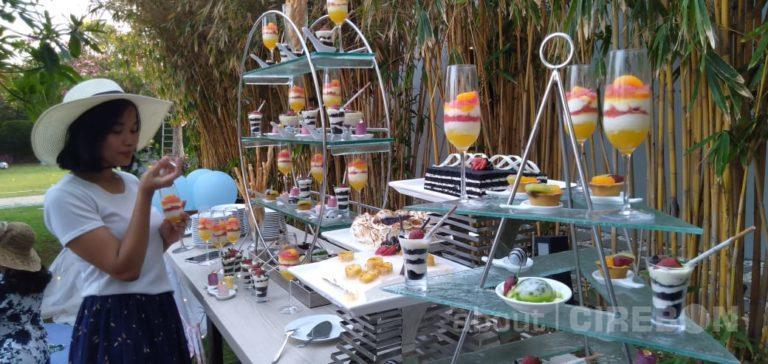 Aston Cirebon Hotel Luncurkan Aneka Menu Mousse Cake Buah dan Cake Untuk Vegetarian Juga Loh