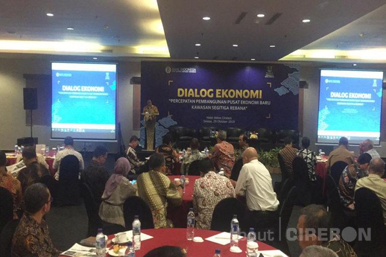 Lihat Peluang Ekonomi Kawasan Segitiga Rebana, BI Cirebon Gelar Diskusi Ekonomi