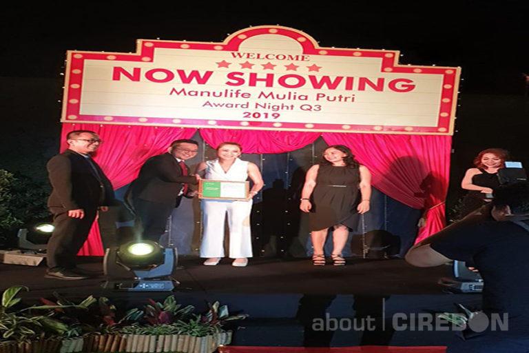Manulife Cirebon Gelar Award Night
