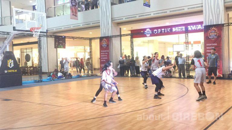 CSB 3on3 Basketball Tournament Seri #4 Semakin Diminati