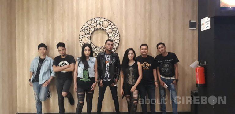 Band Asal Yogyakarta Black Diamond Siap Ramaikan Osmosis Aston Cirebon