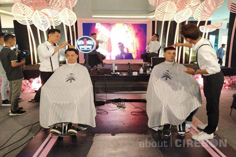 RedBox Barbershop Edukasi Gaya Rambut dan Kenalkan Treatment Terbaru di CSB Fashion Week