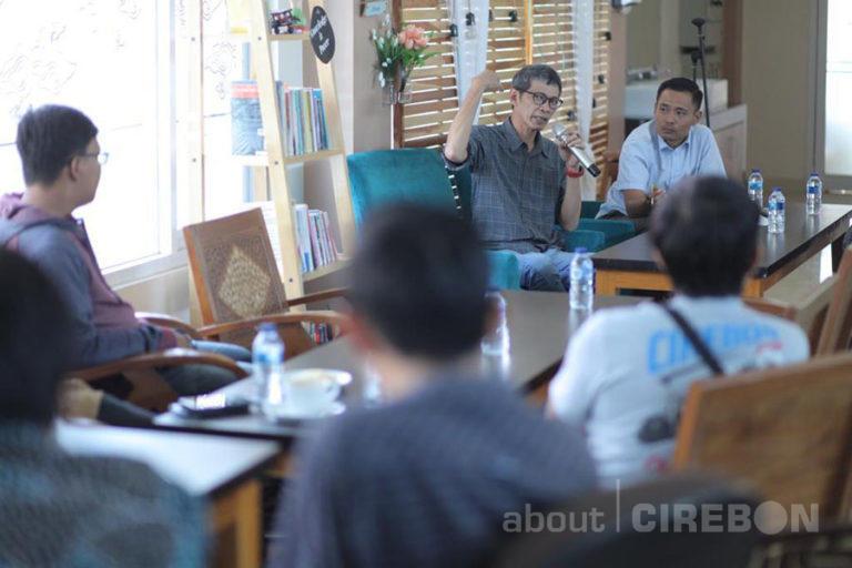 Dorong Kemajuan Industri Kreatif, Cirebon Power Gelar Diskusi Fotografi dan Multimedia di Era Digital