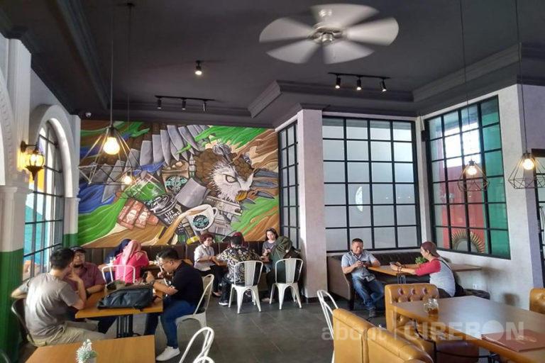 Wake Cup Coffee & Eatery Kini Hadir di Kota Cirebon