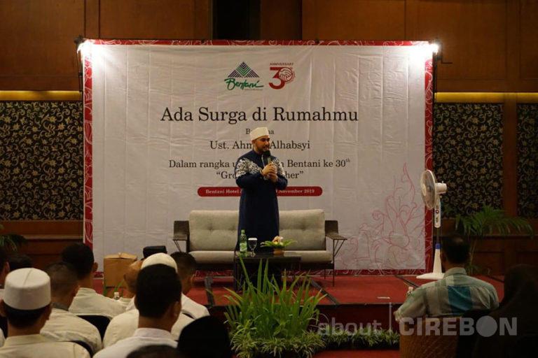 Peringati Ulang Tahun ke-30, Bentani Hotel & Residence Cirebon Menggelar Berbagai Kegiatan