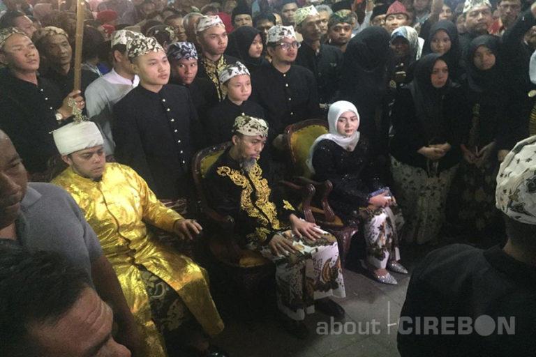 Tradisi Panjang Jimat Muncul Sejak Masa Pemerintahan Pangeran Cakrabuwana