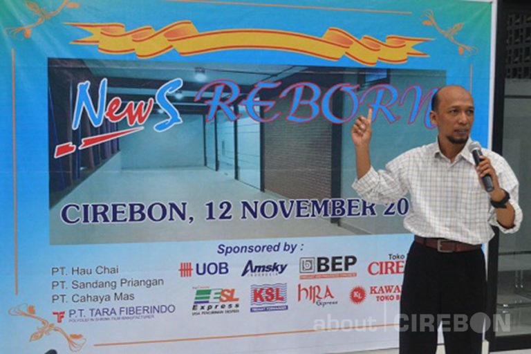 Penampilan Penari Topeng Cirebon Awali Acara Grand Opening News