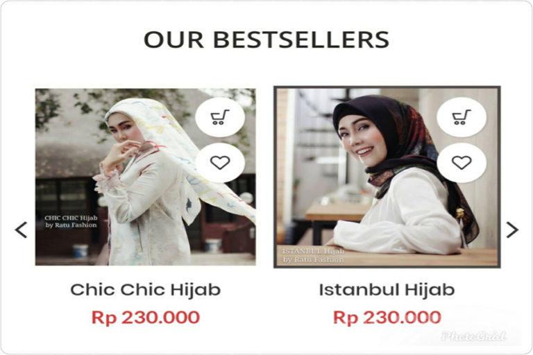 Brand Ratu Fashion Kini Hadir Melengkapi Deretan Hijab Kualitas Premium di Indonesia