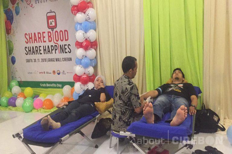 Donor Darah di Grage Mall Bisa Dapat Voucher Menginap di Hotel