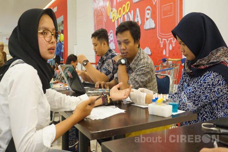 Sebagai Wujud Kepedulian Terhadap Sesama, CSB Mall Gelar Donor Darah