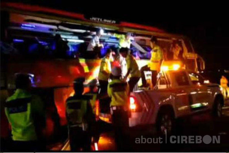 Inilah Daftar Korban Kecelakaan Dua Bus di Tol Cipali