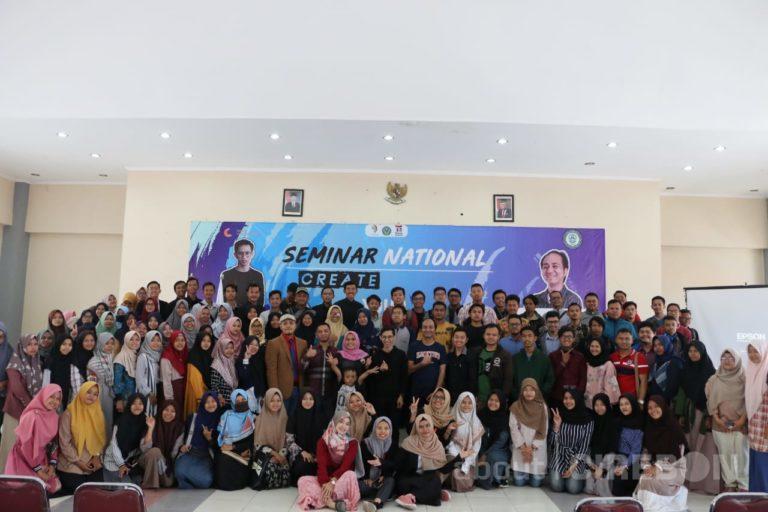 Ciptakan Talenta Anak Muda Dalam Bidang Startup, Cirebon Tehcnopreneurship Gelar Seminar Nasional
