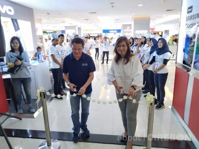 Gadget Center Grage Mall Cirebon Kini Hadir Dengan Wajah Baru