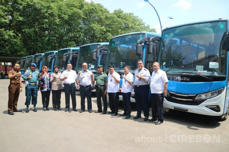 Tahun Depan Bus Rapid Transit Siap Beroperasi di Kota Cirebon, Ini Rutenya