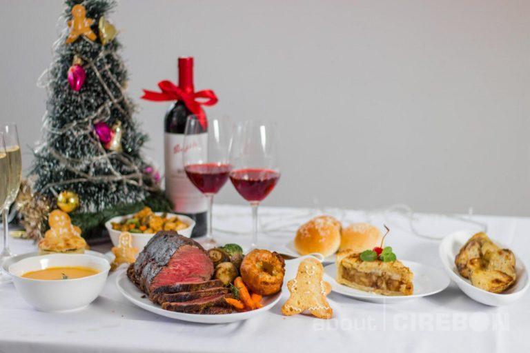 Aston Cirebon Hotel Sajikan Paket Makan Malam White Christmas Dinner, Ini Menunya