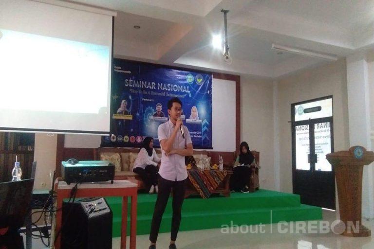 Percepat Pengembangan Dunia Digital, Cirebon Technopreneurship Hadir di Unwir Indramayu