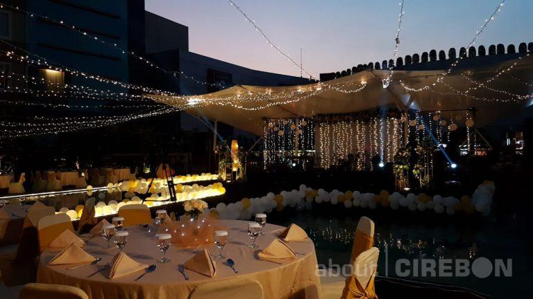 Neon Eve Party Jadi Konsep Malam Pergantian Tahun di Grage Grand Business Hotel Cirebon