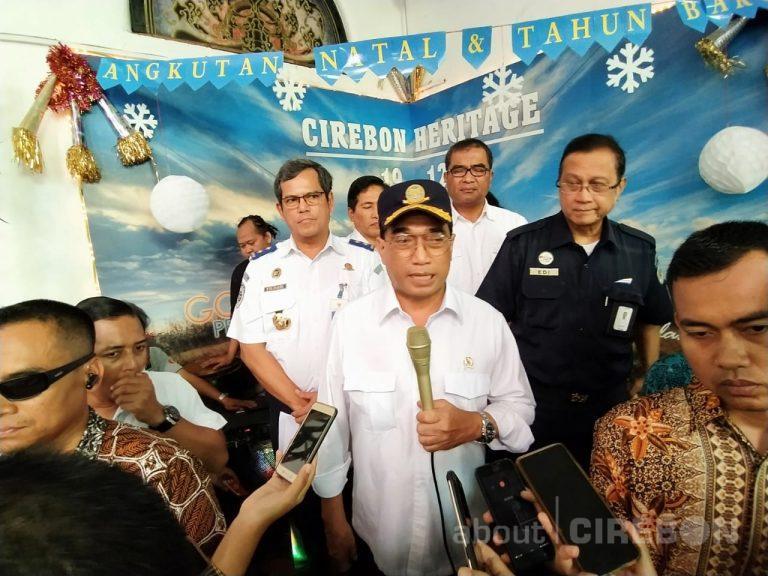 Jalur Kereta Api Elevated Akan Dibangun di Kota Cirebon