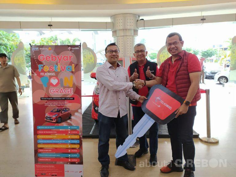 Belanja dan Tukar Telkomsel Poin di Grage Mall dan GCM Bisa Dapat Mobil
