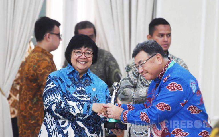 Cirebon Power Raih Proper Hijau dari Kementerian Lingkungan Hidup dan Kehutanan
