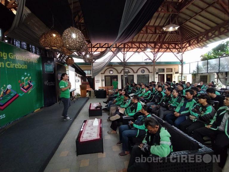 """Grab Hadirkan Layanan Baru """"Grab Express Nalangin"""" di Kota Cirebon"""